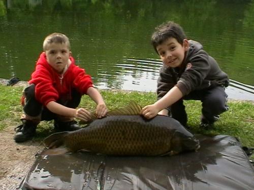 Rolko a Filip 9,5kg